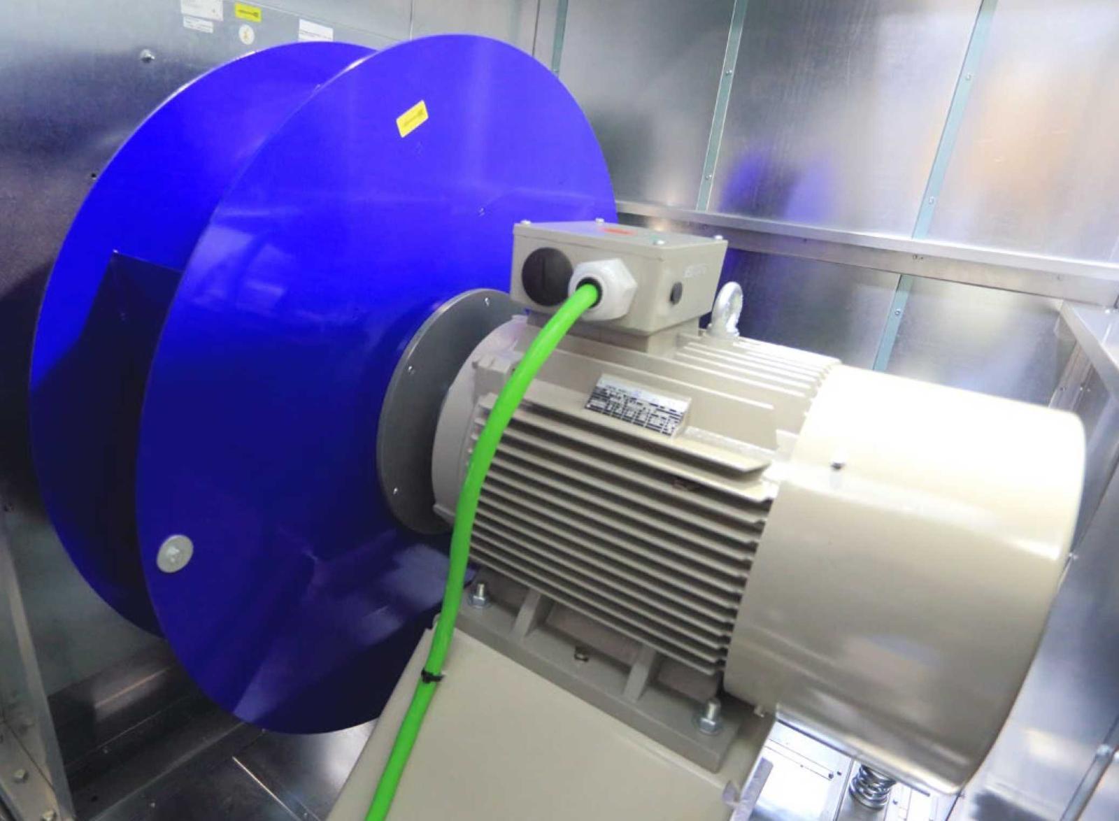 Desiccant dehumidifiers | DFLEX air dehumidifiers | Fisair