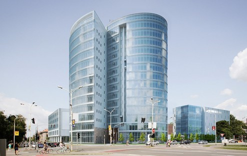 Eurodom Osijek - business and shopping center pictures | Fisair