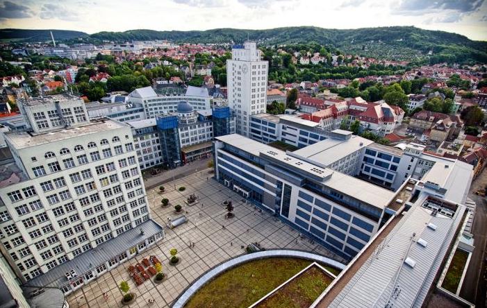 Friedrich-Schiller-Universität Jena pictures | Fisair