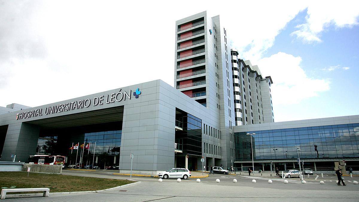 Hospital Universitario de León | Fisair