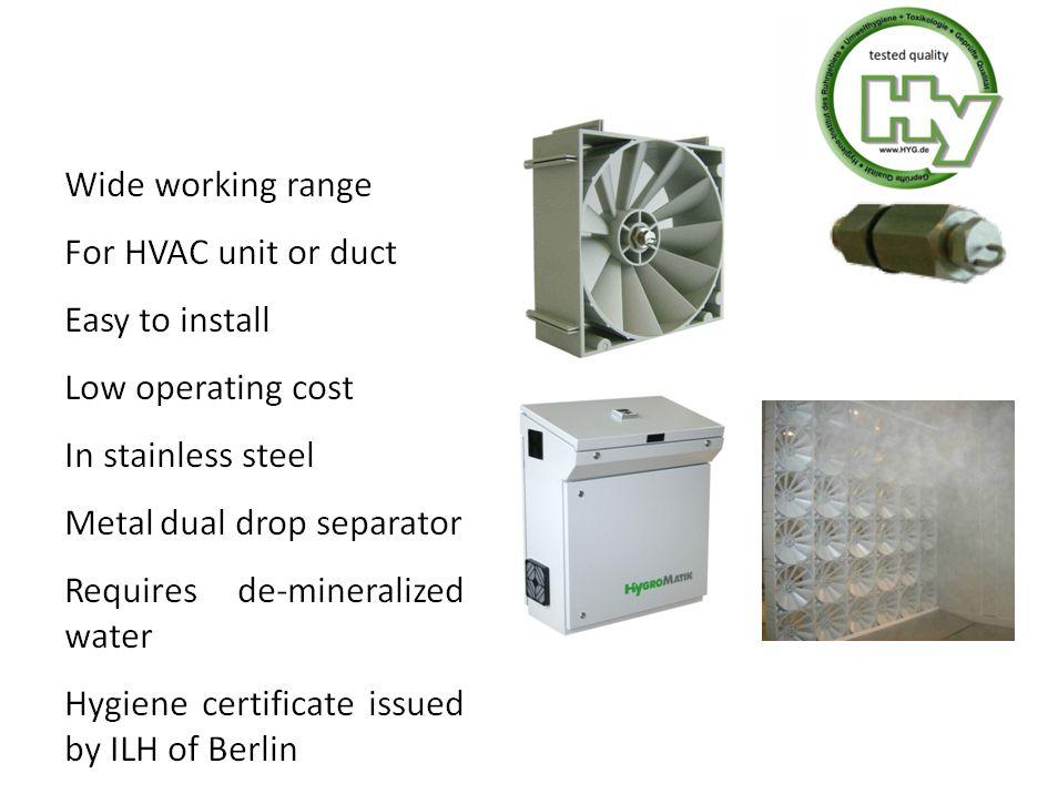 Idustrial air humidifier | Fisair's Photos