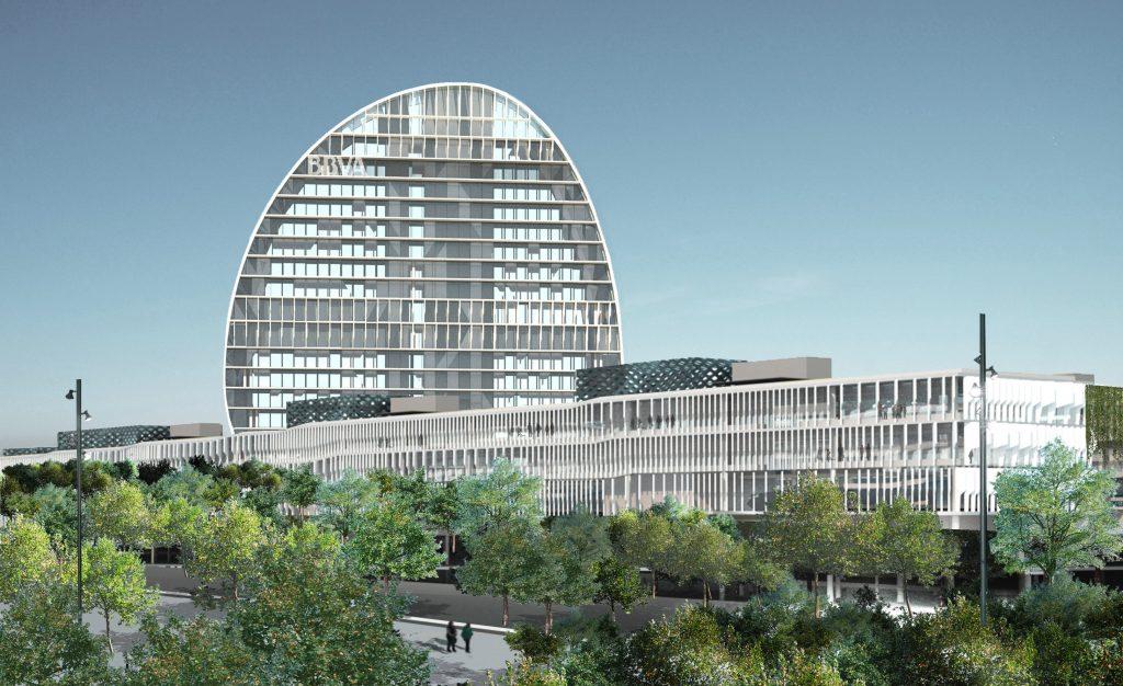 BBVA Financial city | Fisair