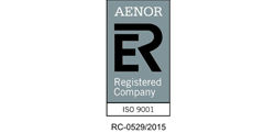 AENOR logo | Fisair
