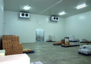 Cold room picture | Fisair