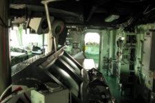 HLK im Innern von Schiffen