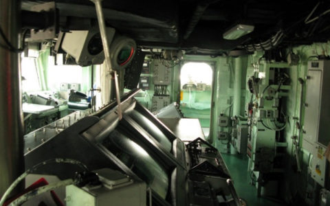 Interior HVAC for ships