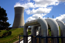 Thermal power stations