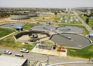 Wastewater treatment plant   Fisair