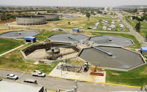 Usines de traitement de l'eau