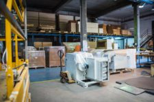 Packaging warehouse 3