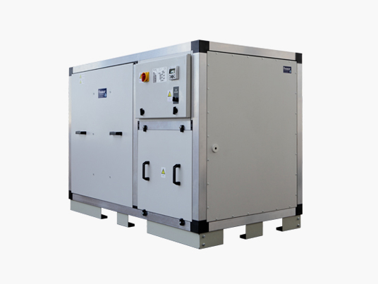DFrigo air dehumidifiers picture | dehumidifiers for refrigerated chambers | Fisair