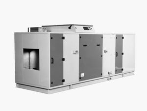 DFRM deshumificadores para procesos industriales