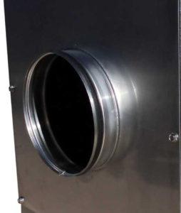 HEF3-CAD evaporative coolers | Fisair