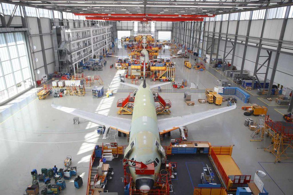 Airbus factory| Fisair