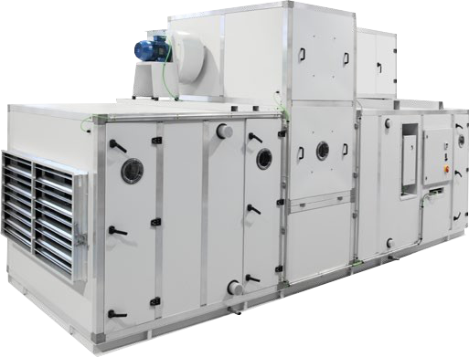 industrial air drying | Desiccant dehumidifiers | DFLEX air dehumidifiers | Fisair