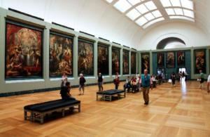 artículo sobre control de humedad en museos, bibliotecas y archivos