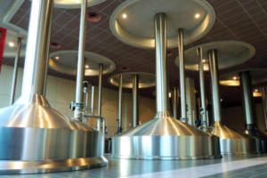 Air dehumidifiers for the production of beer