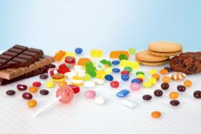 Süßigkeitenherstellung