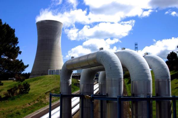 Conservación de centrales térmicas
