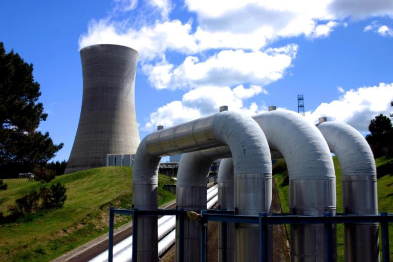 Conservation of thermal power stations