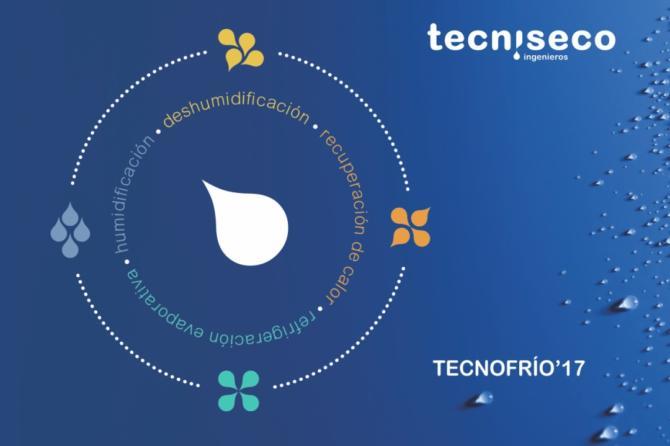 TECNISECO patrocinador Gold en TECNOFRÍO'17