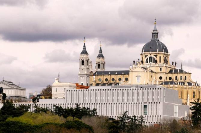 TECNISECO suministra la Humidificación del Museo de Colecciones Reales