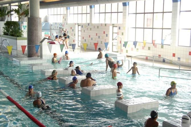 Control de la humedad en piscinas cubiertas