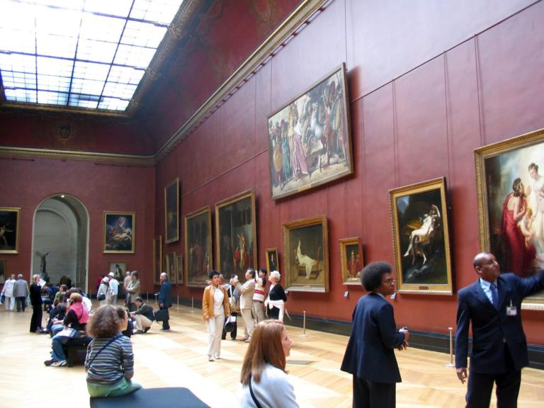 Humidity control in museums and libraries