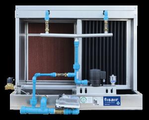 Media pads evaporative coolers | HEF2E